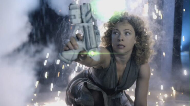 River Song, aka Melody Pond- Doctor Who