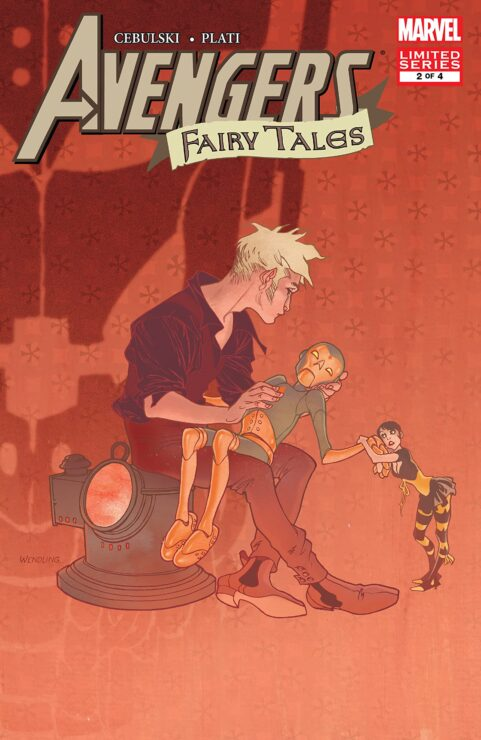 Avengers Fairy Tales from Marvel