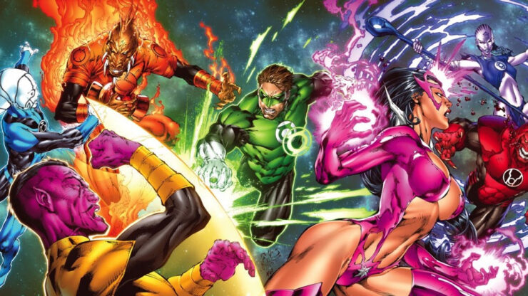 Quiz: Which Lantern Corps Calls To You?