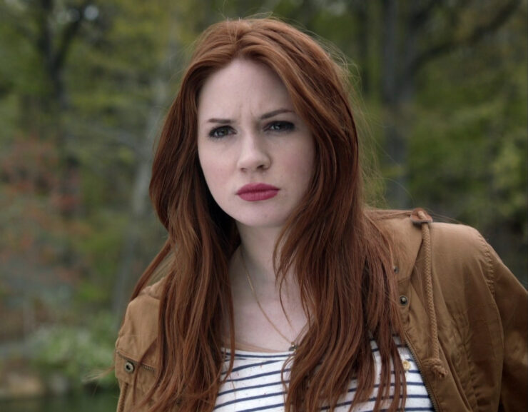 Amy Pond- The Angels Take Manhattan