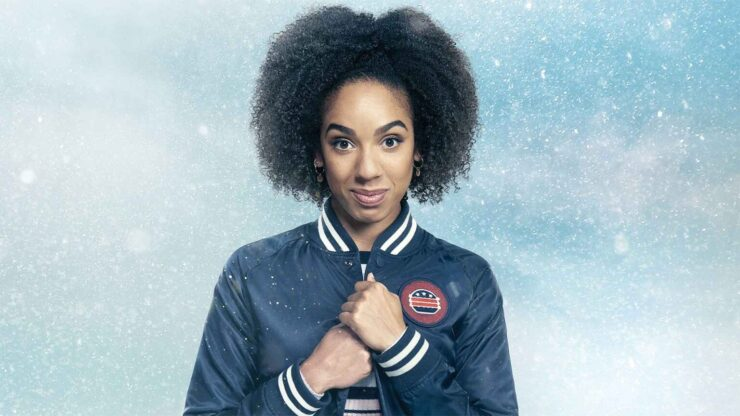 Bill Potts- Doctor Who Companion