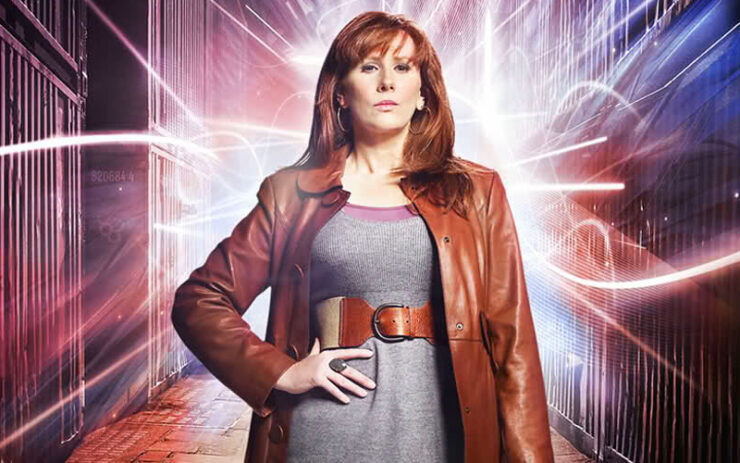 Doctor Who- Donna Noble