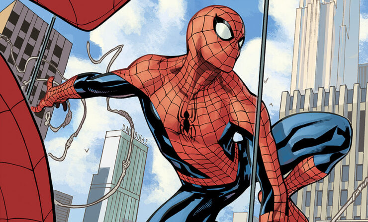 The Amazing Spider-Man #800 Fine Art Print by Terry and Rachel Dodson