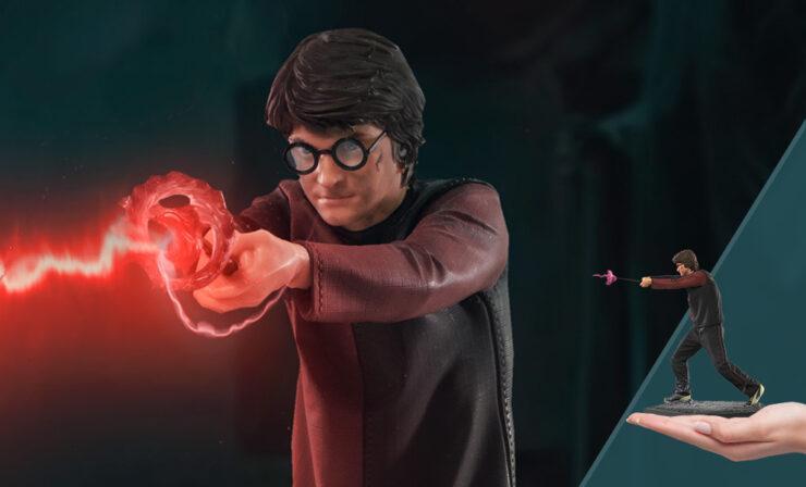 Harry Potter 1:10 Scale Statue