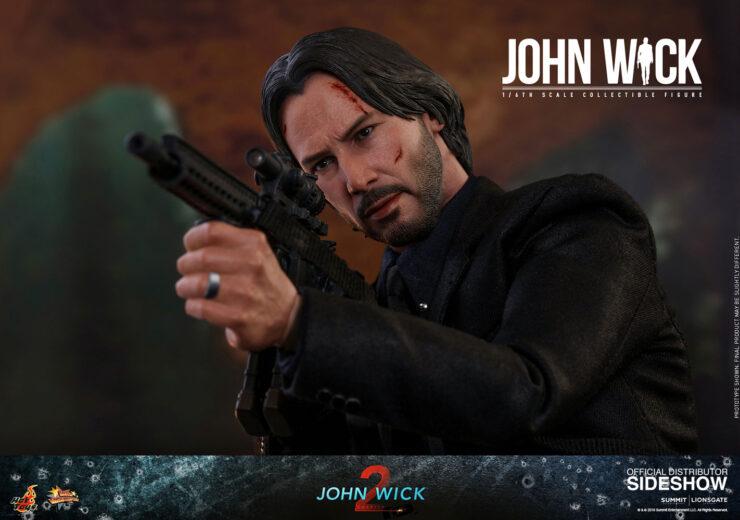 John Wick Sixth Scale Figure- Hot Toys