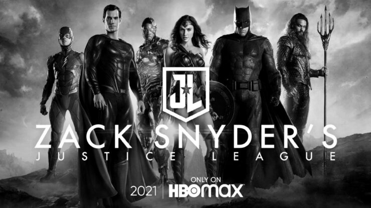 Justice League- The Snyder Cut