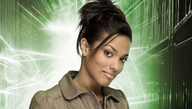 Martha Jones- Doctor Who