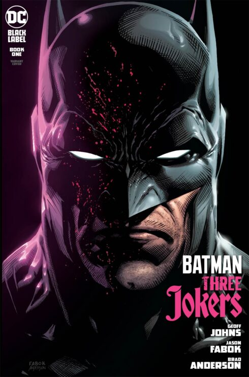 Batman: Three Jokers #1 (Batman Cover)