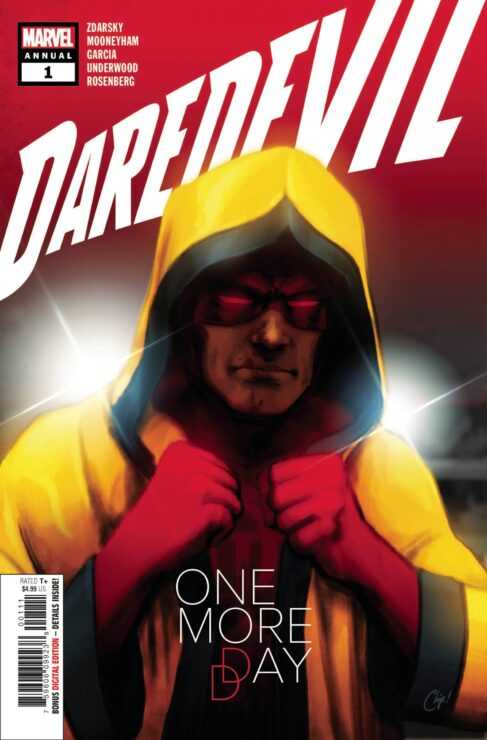 Daredevil Annual #1: One More Day