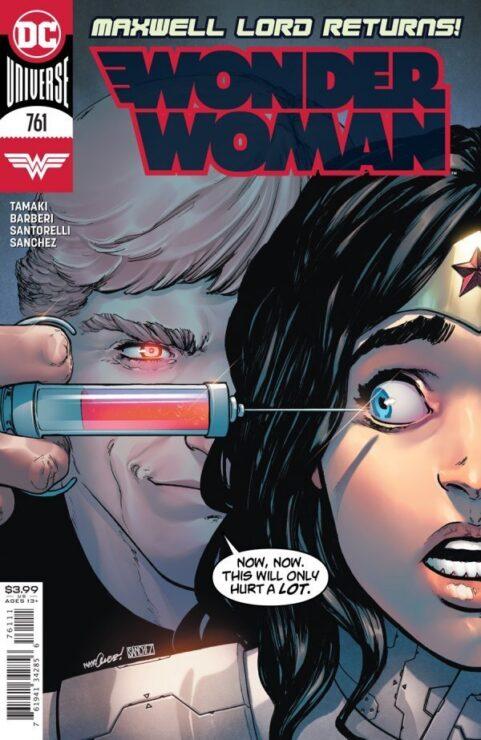 Wonder Woman #761- DC Comics