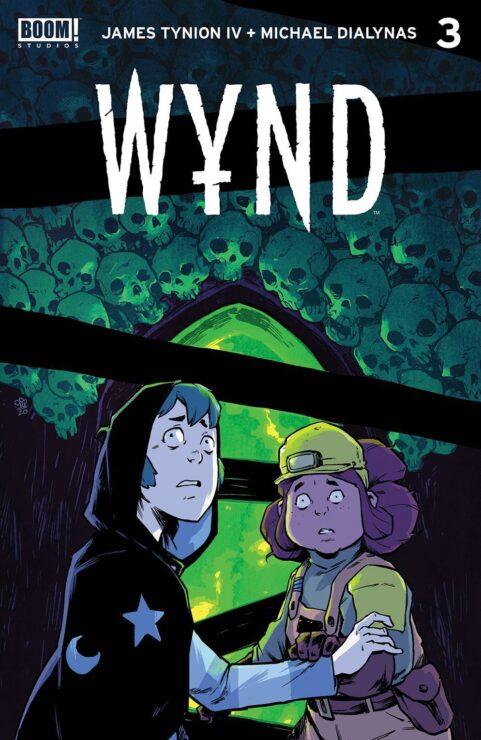 WYND #3- Boom Studios