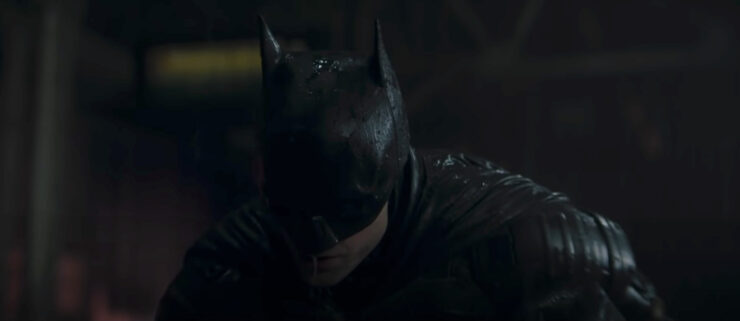 The Batman Official Teaser Released at DC Fandome