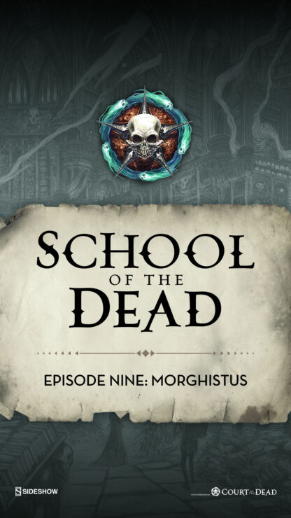 School of the Dead Episode 9: Morghistus