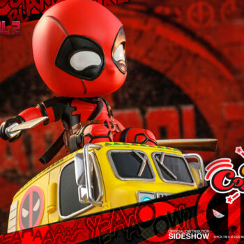 Deadpool CosRider by Hot Toys