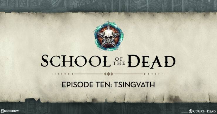 School of the Dead Episode 10: Tsingvath
