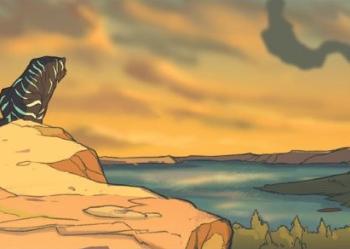 Isola #1 Tiger Panel