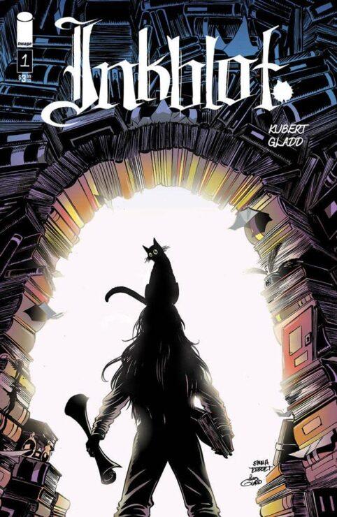 Inkblot #1- Image Comics