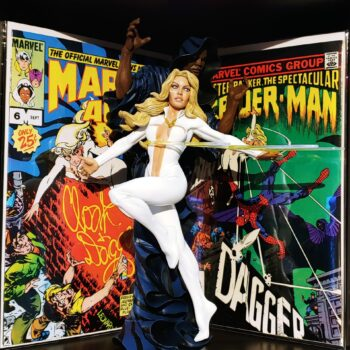 Cloak and Dagger First appearance comic