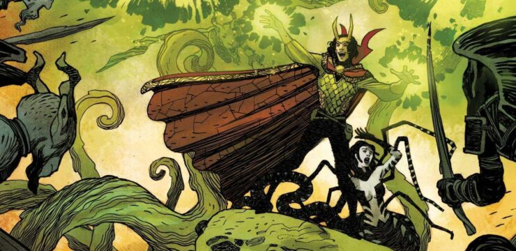Thorsday: Meet Loki, the Sorcerer Supreme