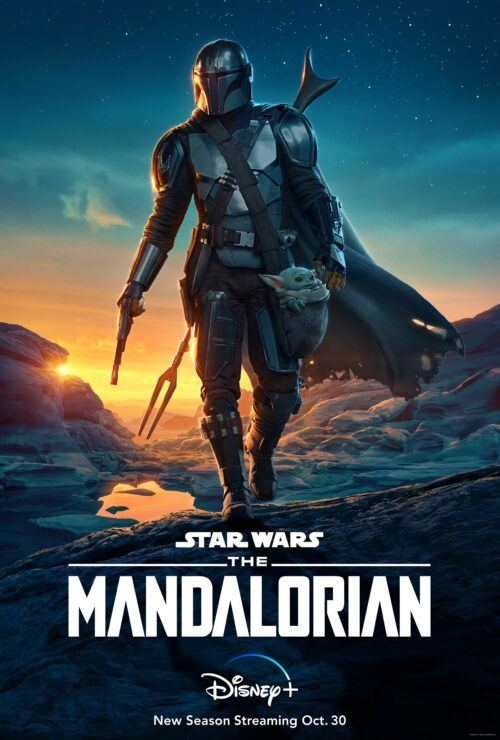 The Mandalorian Season 2 Poster, She-Hulk Gets Director, and more!