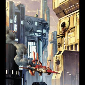 Doctor Strange #1 Technopolis