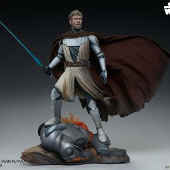 The General Obi-Wan Kenobi™ Mythos Statue