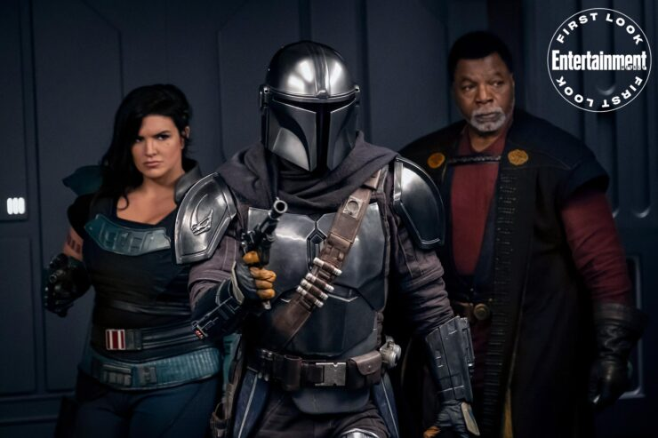 First Look at The Mandalorian Season 2, Hyrule Warriors: Age of Calamity Announcement, and more!