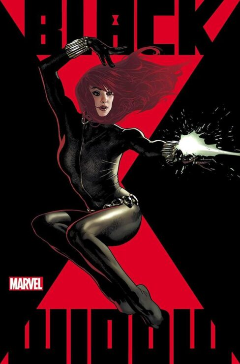 Black Widow #1- Marvel Comics