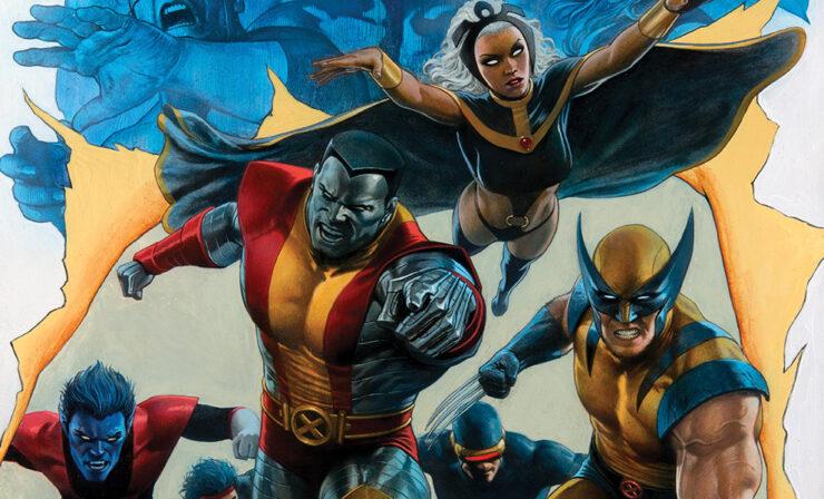 The Giant-Size X-Men Fine Art Print by Illustrator Adi Granov
