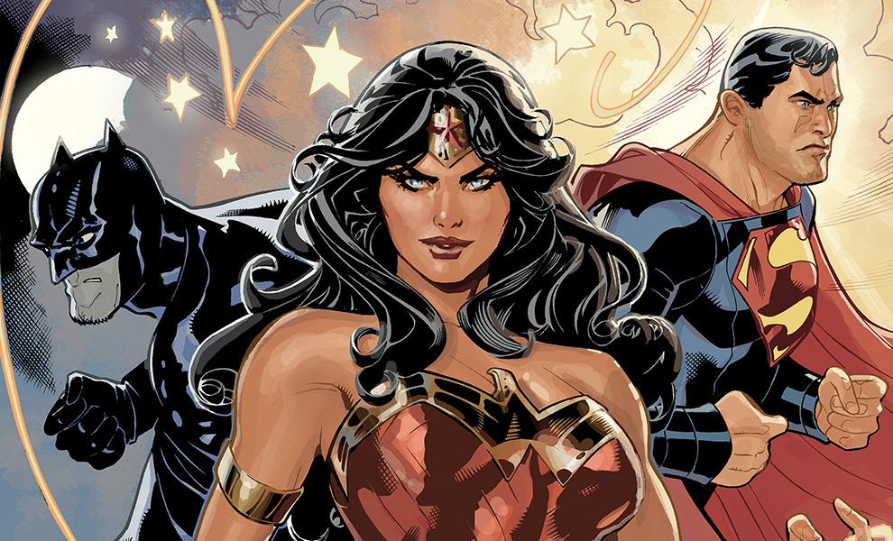Woman relationship wonder superman Superman: A