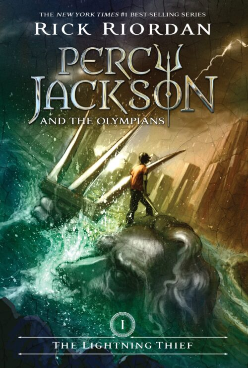 Percy Jackson and the Olympians- The Lightning Thief