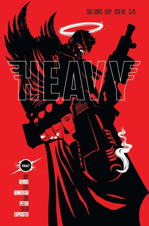 Heavy #1- Vault Comics