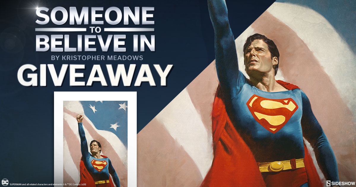 Someone To Believe In Fine Art Print Giveaway