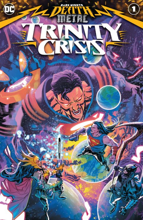 Dark Nights Death Metal: Trinity Crisis #1 (DC Comics)