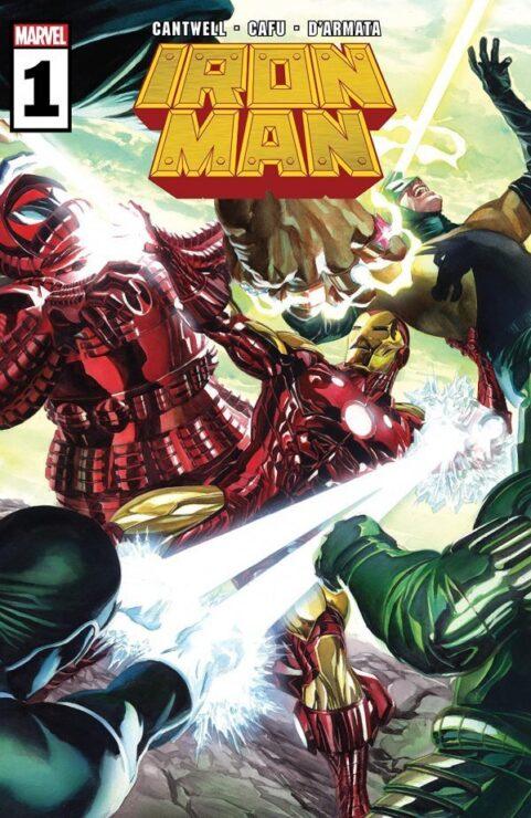 Iron Man #1- Marvel Comics