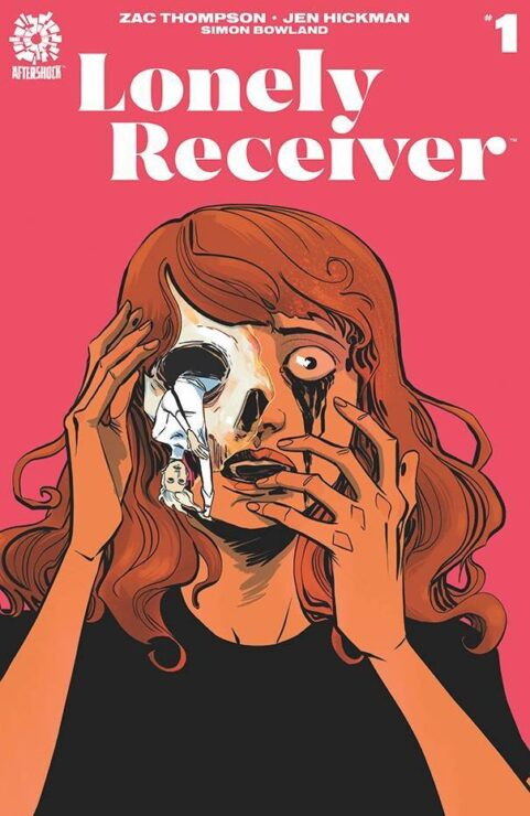 Lonely Receiver #1- Aftershock Comics