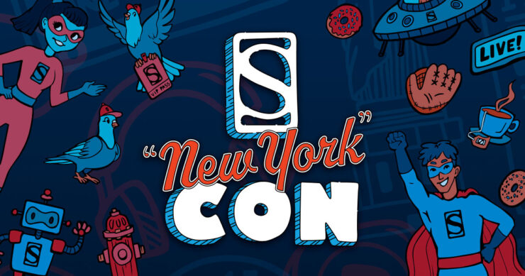Sideshow New York Con 2020 Launches This Fall- October 6th- October 11th