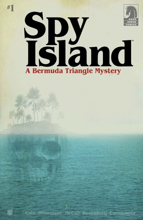 Spy Island #1- Dark Horse Comics