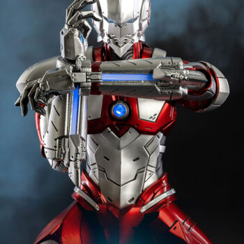 Ultraman Suit (Anime Version) Sixth Scale Figure by ThreeZero