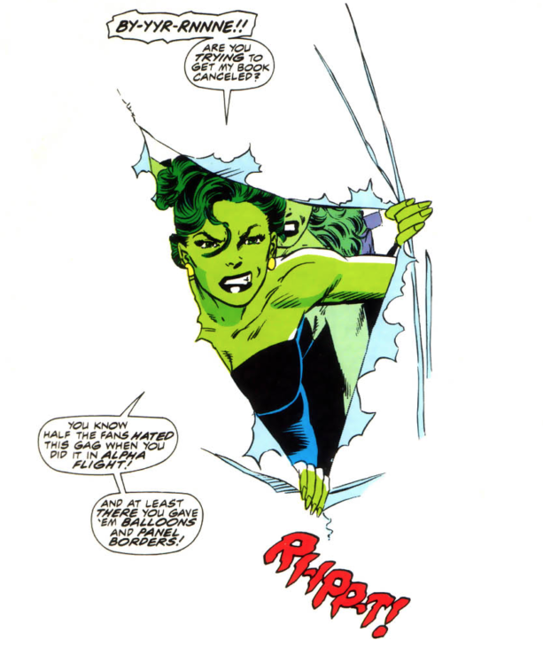 Sensational She-Hulk #37