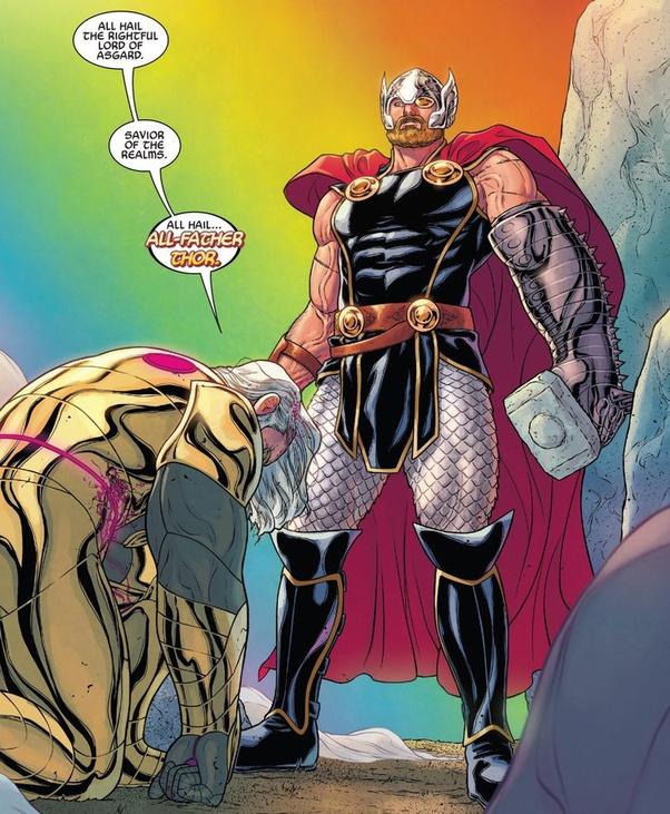 Thor- AllFather of Asgard