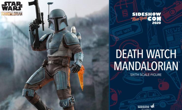 Death Watch Mandalorian™ Sixth Scale Figure - Hot Toys