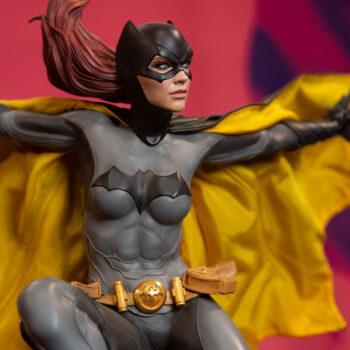 Batgirl Premium Format Figure close up