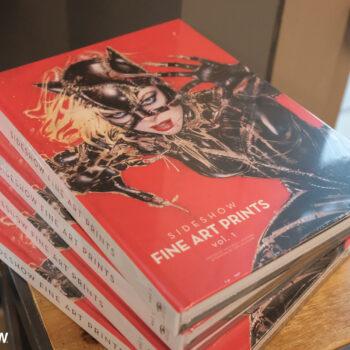 Fine Art Prints Vol. 1 Hardcover Deluxe Book