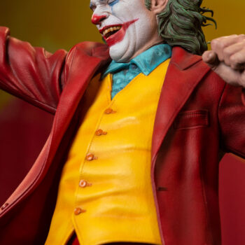 The Joker 1:3 Scale Left Side Close Up