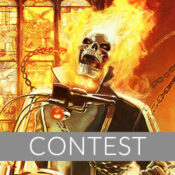 Ghost Rider Fine Art Print Giveaway