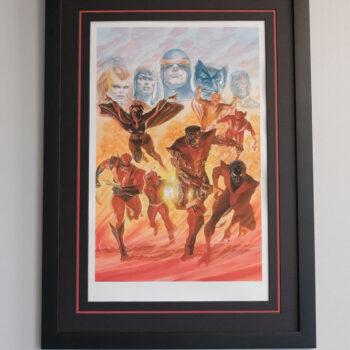 X-Men: Tribute- Alex Ross