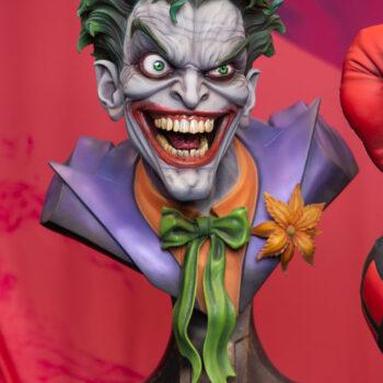 The Joker Life Size Bust