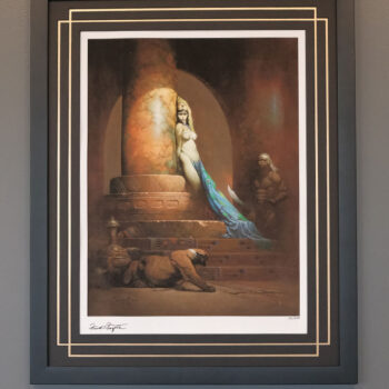 Egyptian Queen- Frank Frazetta