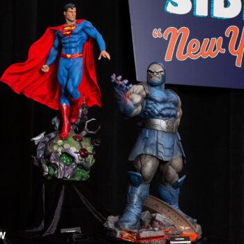 Superman and Darkseid PF